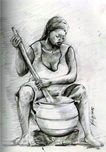 Original artwork by Kehinde Awofeso