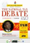 National Tax Debate2.0!!!!