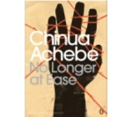 BOOK REVIEW – NO LONGER AT EASE, by CHINUA ACHEBE