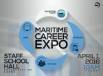 The Maritime Career Exposition 2016