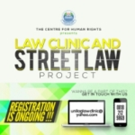 GET INVOLVED: THE LAW CLINIC AND STREET LAW PROJECT